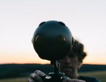 OZO reveal videos